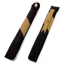 Чехол пул Laperti Neo-Pren с ручкой - черно-желтый