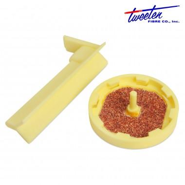 Шейпер Topper пластиковый - желтый