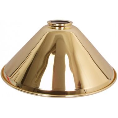 Плафон светильника Клуб - золотой