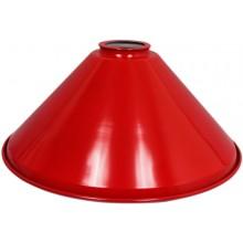 Плафон светильника Клуб - красный