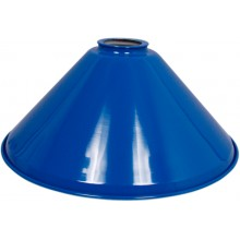 Плафон светильника Клуб - синий