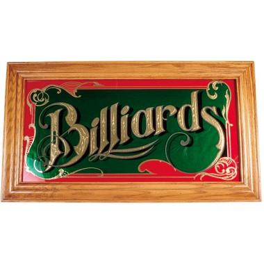 Картинка сувенирная Billiards 71/40