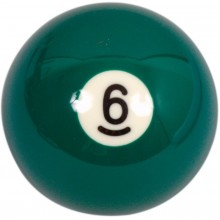 Шар ПУЛ №6 Aramith 57,2 мм