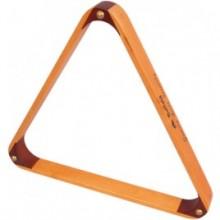 Треугольник ПУЛ 57,2мм с медными роликами кленовый