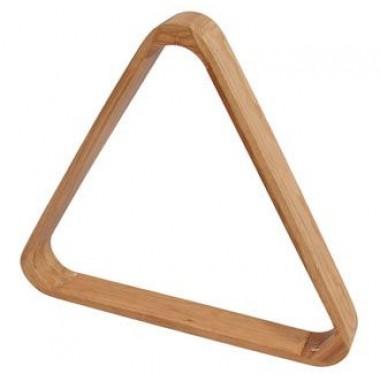 Треугольник ПИР 60 мм деревянный светлое дерево - DS