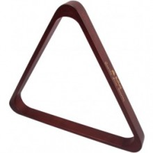 Треугольник ПИР 60 мм деревянный красное дерево - DS
