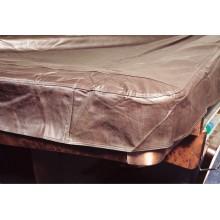 Чехол для стола 8 FT DeLuxe - кож заменитель - коричневый