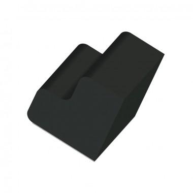 Резина для снукера Buffalo 183см - черная (1отр)