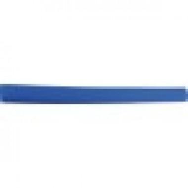 Ручка для турняка Buffalo 35см  силикон - голубой