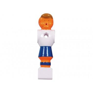 Футболист сине-белый