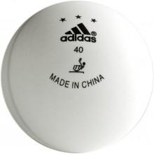 Набор шаров Adidas ITTF 3 для тенниса