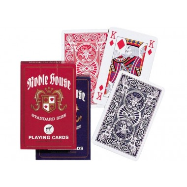 Карты игральные Noble House Piatnic Single