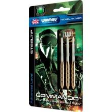 Дротики для дартса Winmau Commando N/S  80%, 22 гр