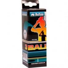 Набор теннисных шариков Buffalo - 3шт