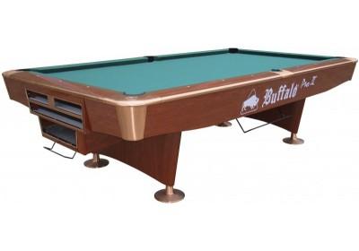 Конструкция бильярда Buffalo Pro II