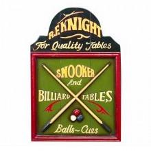Доска сувенирная Knight Billiards 41/60/2,5