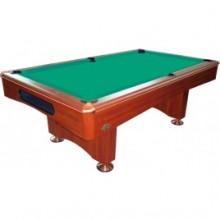 Бильярдный стол для пула Eliminator II 7 ft - коричневый