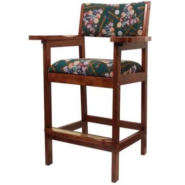 Бильярдное кресло с тканевым сидением