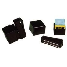 Держатель для мела Magnetic пластиковый - черный